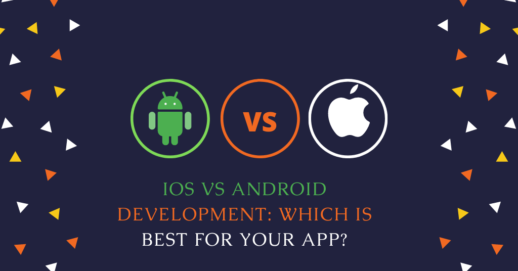 iOS VS Android, which one is better